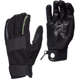 Black Diamond Torque Gloves, negro